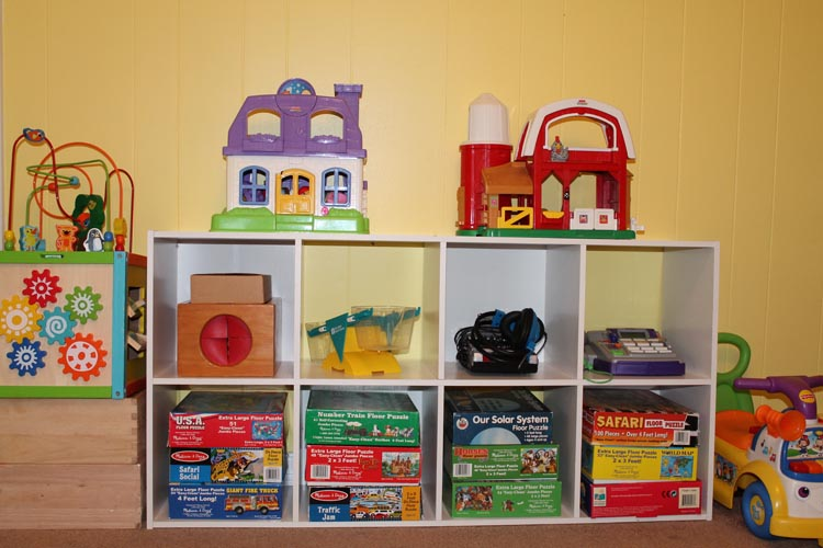 Dozens of Toys, Puzzles and Games